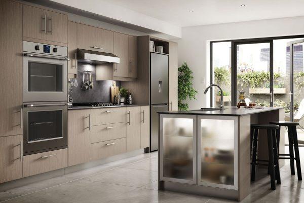 Avior Island Modular Kitchen