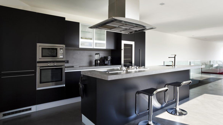 Black Island Kitchen